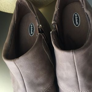 DrScholl's wedge shoes